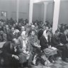 A preaching service at Life Line Mission, 1960