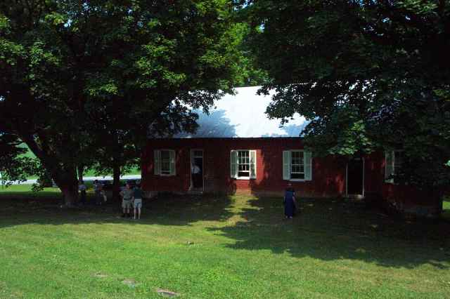 The Ringgold Meeting House