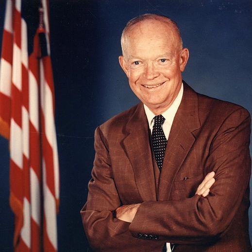 an analysis of peace in the documents by dwight d eisenhower The brilliant prudence of dwight eisenhower eisenhower found out who was really in charge four days later when he unveiled his major peace the documents are.