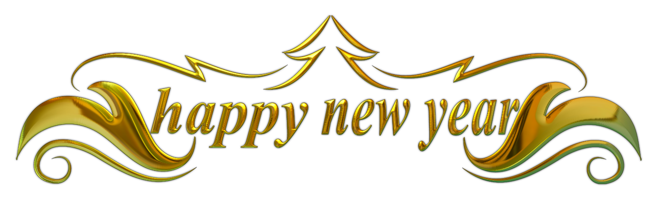 Image result for ring in the new year transparent